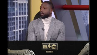 Shaq, Candace & D-Wade React to LeBron James' Comments About the Play-In Tournament | NBA on TNT