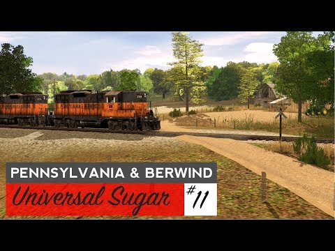The Pennsylvania & Berwind Episode 11: Universal Sugar Co.