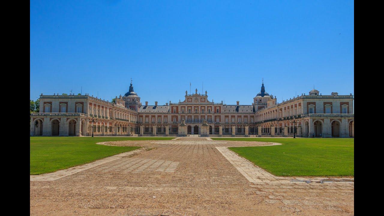 palacio real de aranjuez sus maravillosos jardines youtube