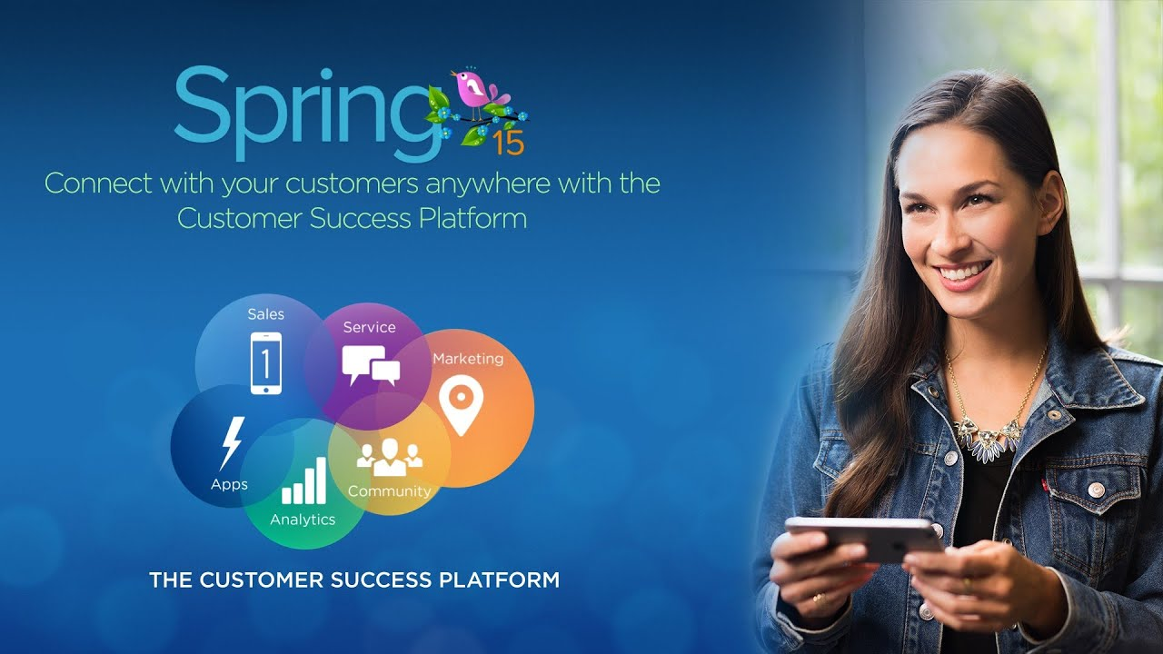 Spring '15: Connect to Your Customers Anywhere with the Customer ...