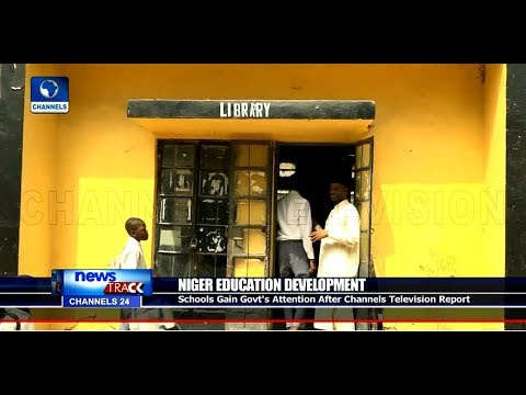School With Worst Library In Niger State Gets Govt Attentions After Channels Tv Report