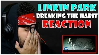 🎤 Hip-Hop Fan Reacts To Linkin Park - Breaking The Habit 🎸