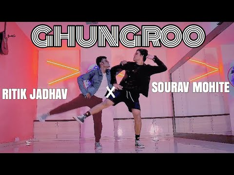 hrithik-roshan-|-ghungroo-song-dance-video|-war-|-sourav-mohite-&-ritik-jadhav-choreography