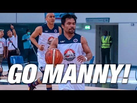 Jack Logan Talks About Manny Pacquiao Basketball! thumbnail
