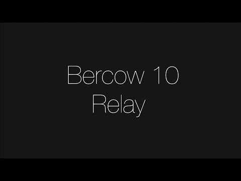 Bercow 10 Relay at UEA