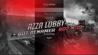 Azza Lobby (BO2 - 10Paypal For 2Hours)