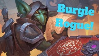 Academic Espionage! Burgle Rogue! [Hearthstone Game of the Day]