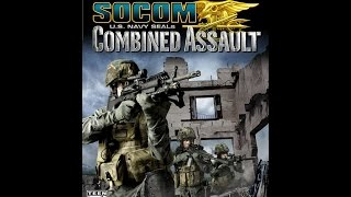 SOCOM U.S. NAVY SEALs Combined Assault Mission 1 Winterblade