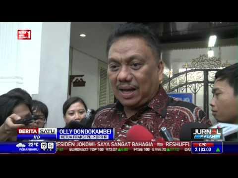 Ketua DPD PDIP Gelar Silaturahmi dengan Jokowi