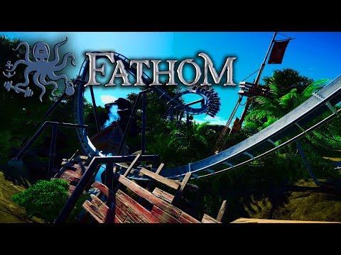 Fathom - Planet Coaster - B&M Invert - Showcase POV
