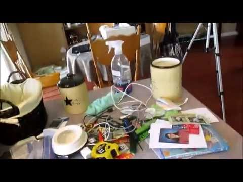 Cleaning Up Kitchen Clutter
