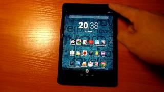 обзор RoverPad Air S7,85 16 Гб  3G