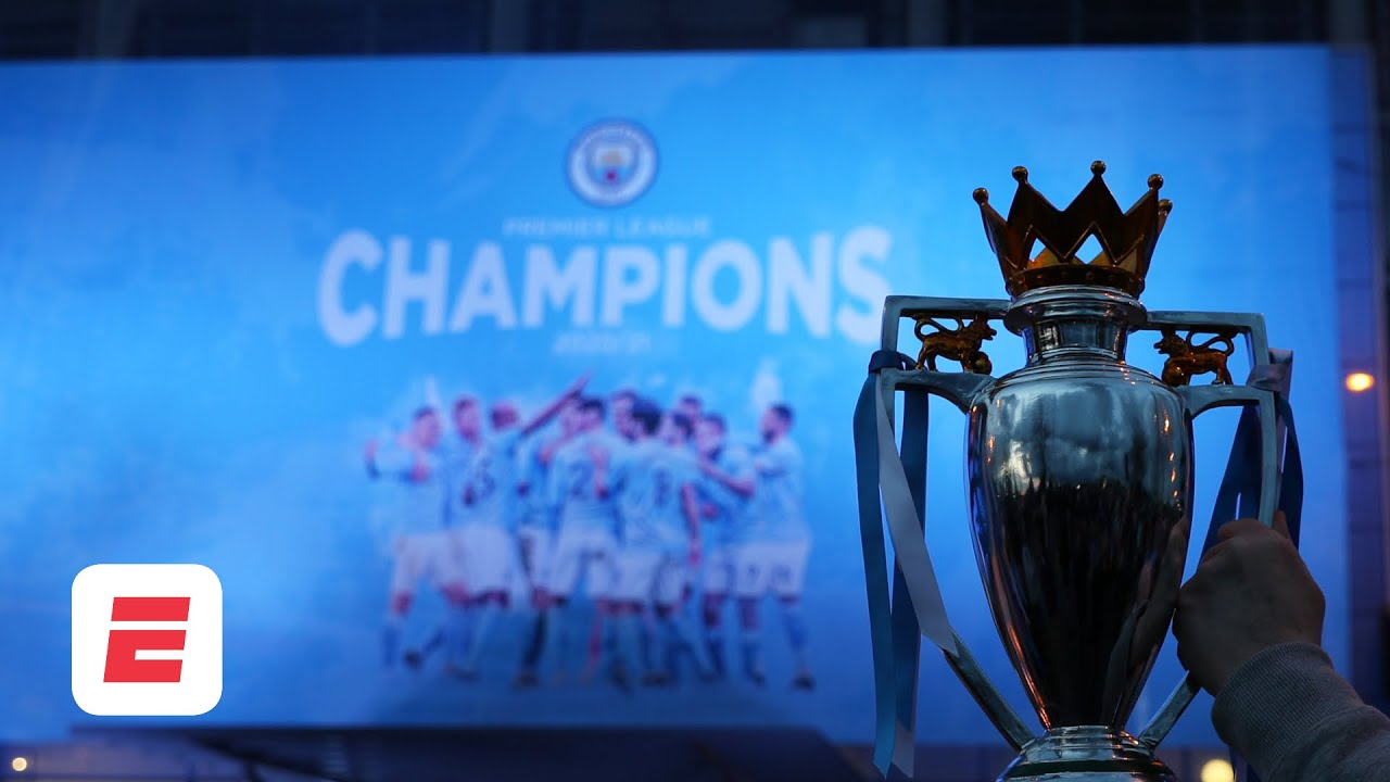 Man City's fifth Premier League title in nine years confirms their ...