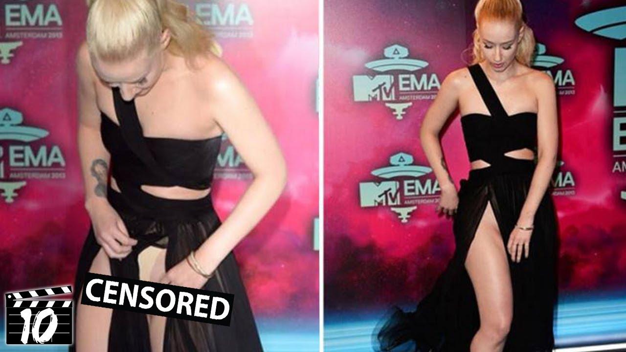 Download Top 10 Worst Celebrity Wardrobe Malfunctions