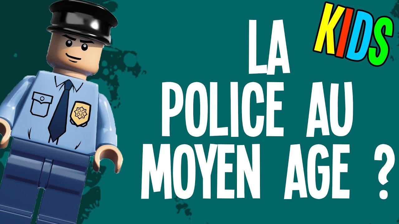 La police existait-elle au moyen-âge ? – Question Histoire Kids #2