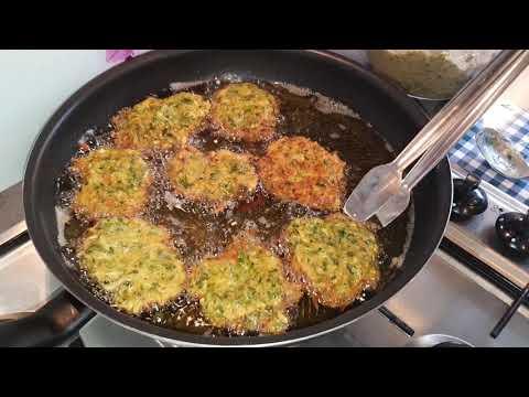 galette-végétarienne/qofte-vegjetariane-me-kungull-gjelle