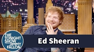 Ed Sheeran Ate Dive Bar Pizza with Jay Z and Beyoncé