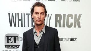 Matthew McConaughey Talks 'White Boy Rick' At CinemaCon