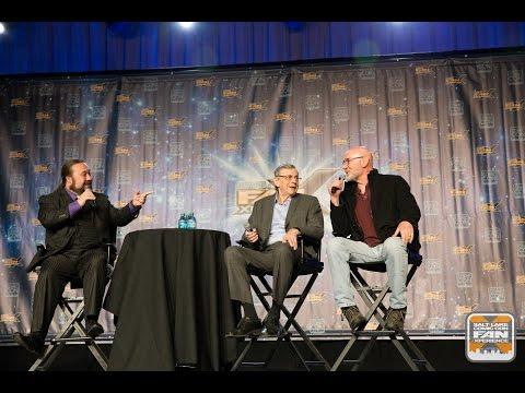 X Files, Magic, Skeptics & Comic Con. Mitch Pileggi & William B. Davis