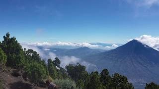 1st MKA USA hiking trip takes place in Guatemala