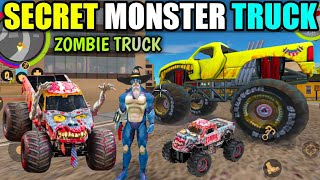 buying 2 monster trucks in rope hero vice town android gameplay