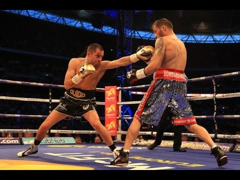 Scott Quigg vs. Viorel Simion / WBA International Featherweight Title 29.04.2017