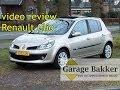 Video review Renault Clio TCe 100 Dynamique S, 2008, 53-ZJ-JN