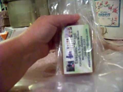 Package Cheap you Homemade Lye Soap
