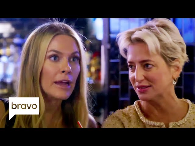 """Leah McSweeney to Dorinda Medley\: """"You're a Little Intimidating"""" 