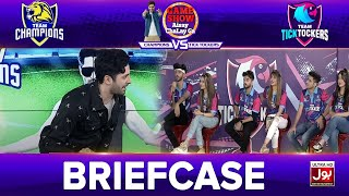 Briefcase Segment | Game Show Aisay Chalay Ga League Season 2 | TickTock Vs Champion