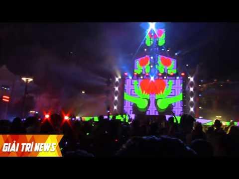 DJ SODA | Sài Gòn Countdown 2017 | Max Volume cuồng nhiệt đón năm mới cùng DJ SODA