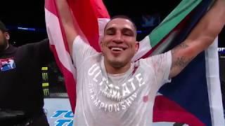 UFC Нэшвилл: Энтони Петтис - Слова после боя