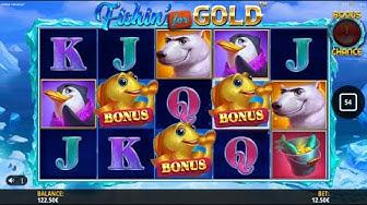 Fishin For Gold Bonus Feature (iSoftBet)