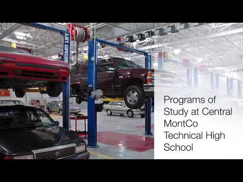 Stewart Middle School - Program of Studies at Central Montco Technical High School