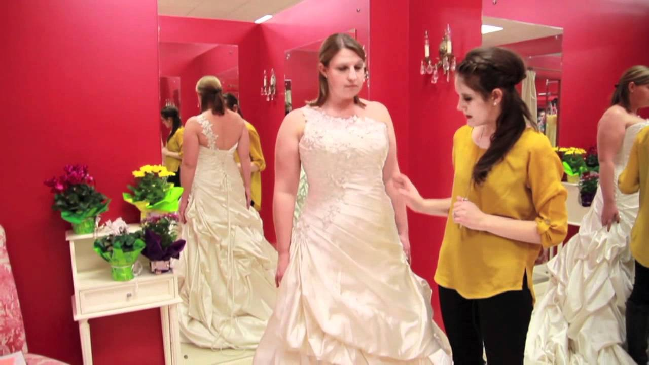 How to choose a wedding dress for your body type doovi for How to choose a wedding dress