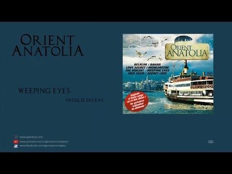Vassilis Saleas - Weeping Eyes (Official Audio)