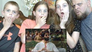 Kabir Singh – Official Trailer | Family Reaction