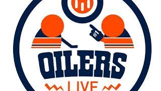 OILERSLIVE Live Broadcast - guest Eric Friesen