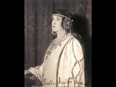 Rimsky-Korsakov - Sadko - Song of the Indian guest - Nellie Melba (1921)