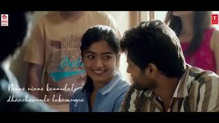 #dear Comrade Heart Touching Song Whatsapp Status