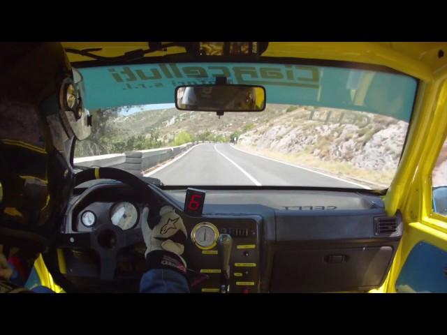 Celli Andrea | Peugeot 106 | Svolte di Popoli 2015