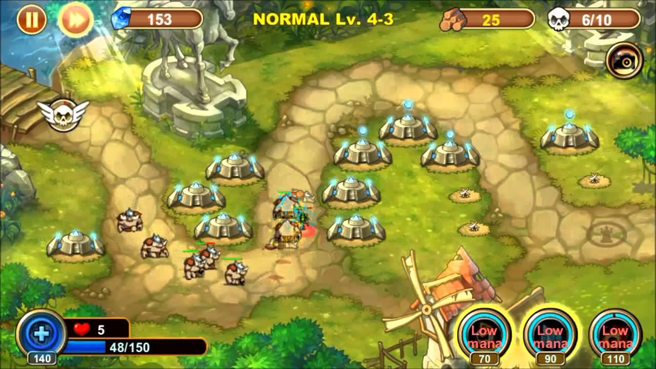 Castle Defense 3