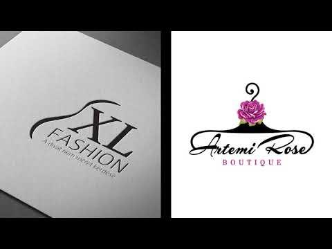 Nhận Thiết Kế Logo Shop Thời Trang - Liên Hệ: 0983400168