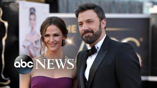 Ben Affleck and Jennifer Garner finalize their divorce