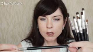 видео Кисти для макияжа Валери-Д