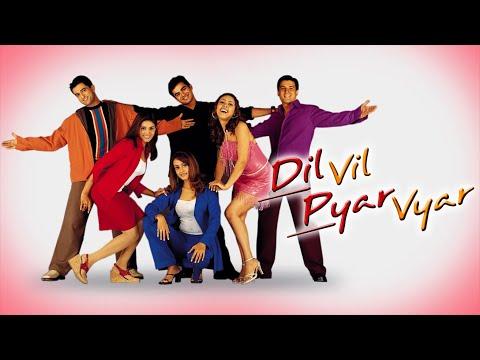 Dil Vil Pyar Vyar (HD) - Hindi Full Movie - R. Madhavan, Namrata Shirodkar - Superhit Hindi Movie