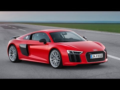 2016 Audi R8 V10 plus Review Rendered Price Specs Release Date - YouTube