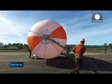 The search for a high flying clean energy generator