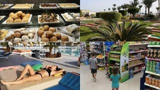 Влог Завтрак ПОКУПКИ Отдых в декабре в Египте Шарм эль Шейх Отель ROYAL ALBATROS MODERNA