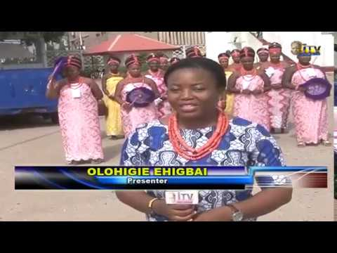 FIRST CORONATION ANNIVERSARY OF OBA OF BENIN